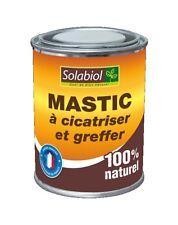 MASTIC 2 EN 1 A GREFFER ET CICATRISER NATUREL 150 GR SOLABIOL PLAIE GREFFE PLANT