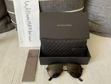 Bottega Veneta BV0106S Sunglasses- Used Twice- Excellent Condition- Boxed+Pouch