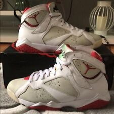 best service 1147a 84289 Nike Air Jordan Retro VII 7 Hare 2015 OG Size 8.5 MEN S WHITE RED 304775