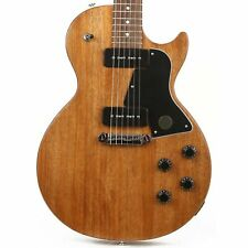 Gibson Les Paul Special Tribute P-90 Natural Walnut Used
