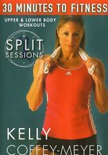 30 MINUTES TO FITNESS: SPLIT SESSIONS UPPER & (Coffey-Meyer) - DVD - Region Free