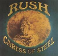 RUSH - CARESS OF STEEL (LP) NEW VINYL RECORD