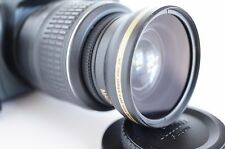 Wide Angle Macro Close Up  Fisheye Lens for Nikon D5300 D5200 D5100 D50 DCPL