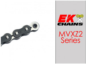 Chain Length: 108 Color: Natural 108 Links Chain Application: Street Natural EK Motor Sport 525 SRX2 Series Chain Chain Type: 525