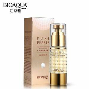 Face Cream Hyaluronic Acid Moisturizing Anti Wrinkle Aging Pure Pearl Facial Car
