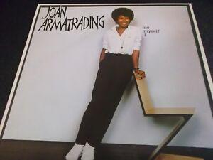 JOAN ARMATRADING,ME MYSELF I,LP ON A&M AMLH 64809,1980