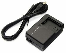 Battery Charger for JVC BN-VG107 U BN-VG108 U BN-VG114 U BN-VG121 U BN-VG138 U