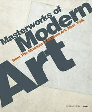 Masterworks of Modern Art from The Museum Of Modern Art, New York-ExLibrary
