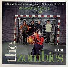 "ZOMBIES  ""WALKING IN THE SUN + SOMETIMES + WORK 'N' PLAY + 1""  EP  60's DELETED"