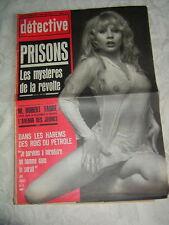 Détective 1974 SAINT JULIEN L'ARS PRISONS MONTIGNY METZ