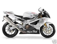 APRILIA TOUCH UP PAINT 08 RSV1000R & TUONO ICE WHITE.