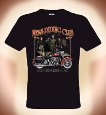 Biker Fun T-Shirt, MENS RIDING CLUB, Harley&Cowboys Gr: S --XXXL ( bis 5XL mögl)