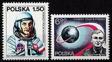 POLAND 1978 **MNH SC#2270/71a POLISH COSM. without date