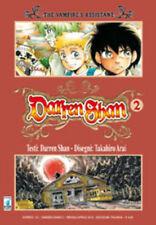 manga STAR COMICS DARREN SHAN NUMERO 2