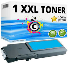 1x XL TONER für DELL C3700 C3760DN C3760N C3765DNF 593-11122 FMRYP Cyan