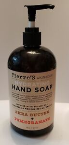 💥 Pierre'S HYDRATING HAND SOAP shea butter +  Pomegranate FREE SHIPPING
