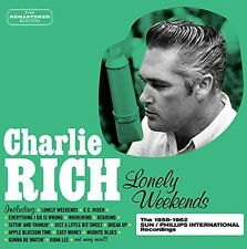 Charlie Rich - Lonely Weekends [New CD] Spain - Import
