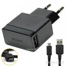 Sony EP880 Adaptateur Chargeur Secteur + USB Cable pour Sony Xperia L C2105