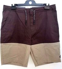 NEW RIP CURL MEN CHANCE WALK SHORT Black size 32 code 8-66 RP$59.50