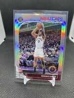 2019-20 Hoops Premium Stock Terence Davis RC/Rookie Card #257 Silver Prizm