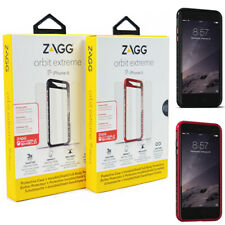 """ZAGG Shockproof Heavy Duty Bumper Hard Case Cover For Apple iPhone 6 / 6S 4.7"""""""
