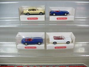 H205-0, 5 #4x wiking H0 BMW, 191, 2x 829, 149, Mint +Box