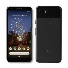 Google Pixel 3a 64GB Just Black (Unlocked) Pristine Single SIM Refurbised A+