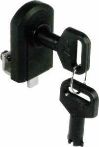 Lock & Keys for IKEA DETOLF Glass Cabinet Door Display Cupboard NEW