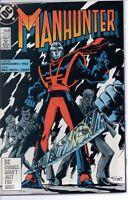 Manhunter 1988 series # 3 near mint comic book