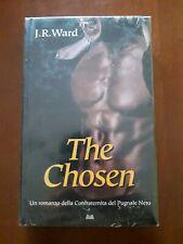 The Chosen - Confraternita Del Pugnale Nero - J. R. Ward - Mondolibri