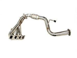 OBX Racing Header Manifold For 2007-2012 Nissan Sentra SE-R Spec-V 2.5L QR25DE