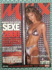 MAX French 08/1999 50 plus belles Filles de Paris Houston Tricia Tamara Tanya