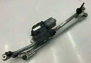 2012 - 2018 AUDI A6 A7 S6 S7 RS7 - WINDSHIELD WIPER MOTOR INCLUDES LINKAGE OEM