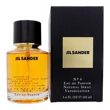 Jil Sander NO 4 ** Eau de Parfum Spray 100 ml EdP ** Neuware in Originalverpackg