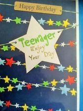 Teenager Birthday Card
