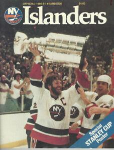 1980-81 New York Islanders  yearbook