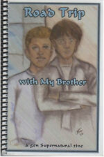 "Supernatural Fanzine ""Road Trip With My Brother 1, 2, 4, 5, 7, 10"" Gen"