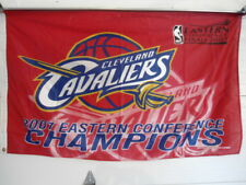 NBA Cleveland Cavaliers 2007 Basketball Eastern Conference Champions Flag-3'x5'