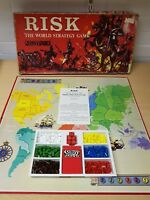 Risk board game 1963?  Vintage  Parker Brothers Red Box Edition