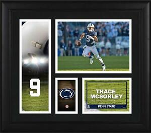 """Trace McSorley Penn State Nittany Lions Framed 15"""" x 17"""" Player Collage"""