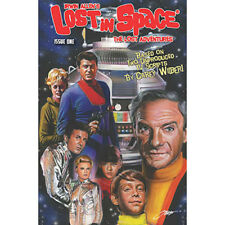 Lost In Space: The Lost Adventures #1 Cover A VF-NM American Gothic Press