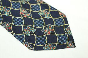 GINA LEBOLE Silk tie Made in Italy F16500