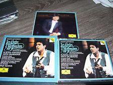 Jacques Offenbach - Offenbach: Les Contes d'Hoffmann  2 CD BOX 1990 BOOKLET INCL