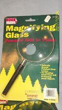 """New Edgemark Magnifying Glass 4"""" Round"""