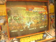 MVS WORLD HEROES 2 Neo Geo Cart N JAMMA arcade game board tested see pics
