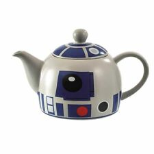 Star Wars R2-D2 Droid Character Ceramic Teapot - Boxed Collectable Collectors