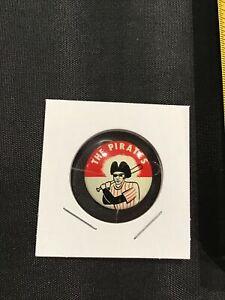 Pittsburgh Pirates vintage baseball pin White Background version