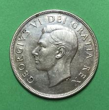 1951 Canada Silver One Dollar $1