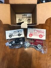 NEW N BOX Weil-McLain Contractor Collection Series # 2 Die Cast ERTL TRUCK BANKS