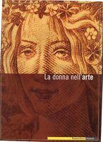 ITALIA - FOLDER 2002 - LA DONNA NELL'ARTE  - VALORE FACCIALE € 20,00 sconto 30%
